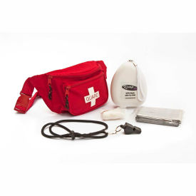 kemp guard first responder hip pack, 10-103-red-s2 Kemp Guard First Responder Hip Pack, 10-103-RED-S2