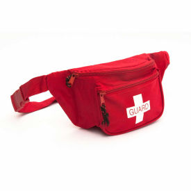 kemp fanny pack with screenprint guard, red, 10-103-red Kemp Fanny Pack With Screenprint Guard, Red, 10-103-RED
