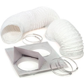kwikool ceiling duct kit ck-12ss KwiKool Ceiling Duct Kit CK-12SS
