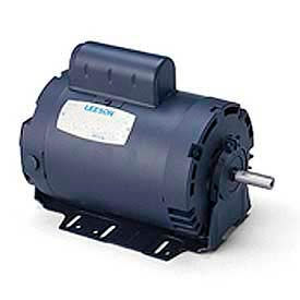 leeson motors 111954.00, single phase  motor .75/.33hp, 1725/1140rpm.56h, dp, 60hz, cont 40c, 1.0sf Leeson Motors 111954.00, Single Phase  Motor .75/.33HP, 1725/1140RPM.56H, Dp, 60HZ, Cont 40C, 1.0SF