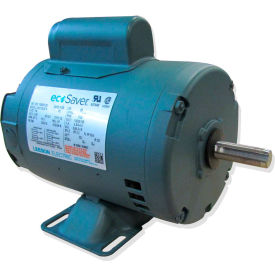leeson e100015.00, 1/2hp, 1725rpm, s56 dp 115/230v, 1ph 60hz cont. 40c 1.25sf, resilient base Leeson E100015.00, 1/2HP, 1725RPM, S56 DP 115/230V, 1PH 60HZ Cont. 40C 1.25SF, Resilient Base
