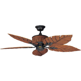 "concord 52"" fernleaf breeze ceiling fan 52feb5ri - rustic iron Concord 52"" Fernleaf Breeze Ceiling Fan 52FEB5RI - Rustic Iron"