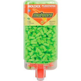 6875 Moldex 6875 Meteors; PlugStation; Earplug Dispenser, 500 Pairs/Dispenser