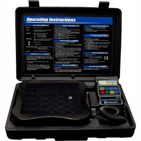 98210-A Mastercool; 98210-A Accu-Charge II Programmable Refrigerant Scale
