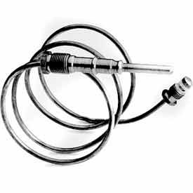 "36"" husky™ high performance thermocouple w/ junction block leads k16fa-36h 36"" Husky™ High Performance Thermocouple w/ Junction Block Leads K16FA-36H"