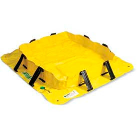5730-YE ENPAC; Stinger Yellow Jacket; Containment Berm Fuel & Chemical Resistant, 8 X 8 X 8""