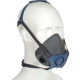 7001 Moldex 7001 7000 Series Half Mask Respirator, Small