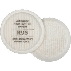 8970 Moldex 8970 R95 Particulate Filter For Oil And Non-Oil Based Particulates