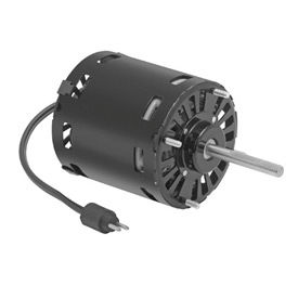 "D1120 Fasco D1120, 3.3"" Shaded Pole Open Motor - 115 Volts 1550 RPM"