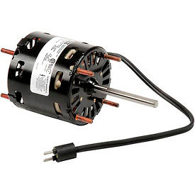 "D1124 Fasco D1124, 3.3"" Shaded Pole Open Motor - 115 Volts 1550 RPM"