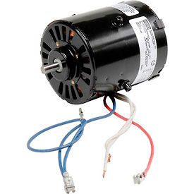 "D1162 Fasco D1162, 3.3"" Shaded Pole Open Motor - 115 Volts 1500 RPM"