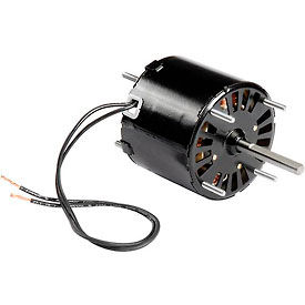 "D132 Fasco D132, 3.3"" Shaded Pole Open Motor - 115 Volts 1500 RPM"