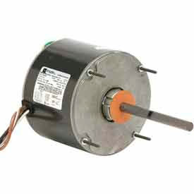 1874 US Motors 1874, Condenser Fan, 1/4 HP, 1-Phase, 825 RPM Motor
