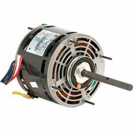 1972 US Motors 1972, Direct Drive Fan & Blower, 1/3 HP, 1-Phase, 1075 RPM Motor