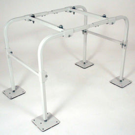 "quick-sling qsms2401 mini split stand, 24""h fixed stand - wide Quick-Sling QSMS2401 Mini Split Stand, 24""H Fixed Stand - Wide"