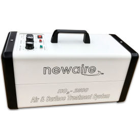 newaire ho3-2500 combination hydroxyl/ozone generator Newaire HO3-2500 Combination Hydroxyl/Ozone Generator