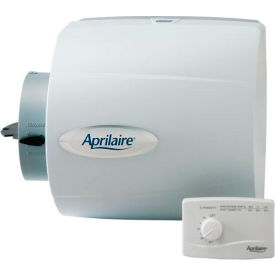 500M Aprilaire; Manual Control Humidifier, 12 Gallons Per Day