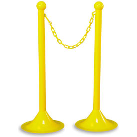 50003-100-BLACK Chain Barricades - Chain - Black