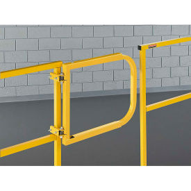 "WGLG-1626NEW Wildeck; Laddergard; Ladder Safety Swing Gate, 16-26""W Opening, WGLG-1626NEW"