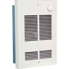 SED2024 Berko; Shallow Wall Fan Forced Zonal Heater SED2024, 1500/2000 Watts, Northern White