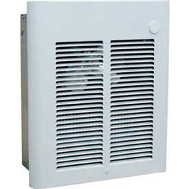 SRA1512DSF Berko; Small Room Fan-Forced Wall Heater SRA1512DSF, 1500W, 120V