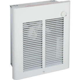 SRA2027DSF Berko; Small Room Fan-Forced Wall Heater SRA2027DSF, 2000/1500W, 277/240V