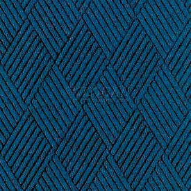 "2165614000 Waterhog Classic Carpet Tile 2165614000, Diamond, 18""L X 18""W X 1/4""H, Medium Blue, 12-PK"