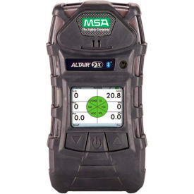 Altair® 5X Detector Color (LEL,O2,CO, H2S, PID), Charcoal, w/Probe, 10165446