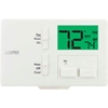 P111 LUX Low Voltage Digital Non-Programmable Thermostat P111 - 1Stage Heat 1 Cool 24 VAC