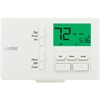 P711 LUX Low Voltage Digital 7-Day Programmable Thermostat P711 - 1 Stage Heat 1 Cool 24 VAC