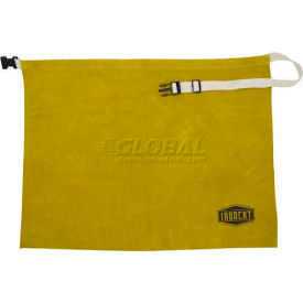 "7012/18 Ironcat Leather Waist Apron, Golden Yellow, 24"" W x 18"" L, All Leather"