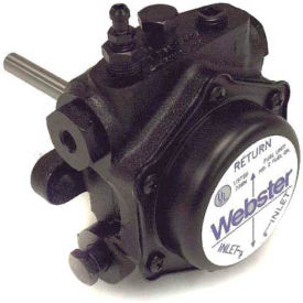 webster® r series two stage pump 22r221c-5c14, 3450 rpm, 21 gph at 300 psi Webster® R series Two Stage Pump 22R221C-5C14, 3450 RPM, 21 GPH at 300 psi