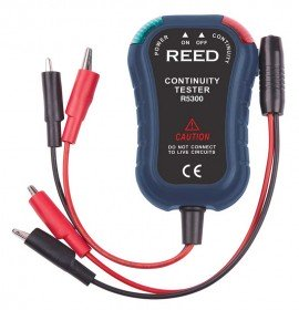 Continuity Tester R5300, Reed Instruments, Continuity Tester, Testing Equipment, Measuring Equipment