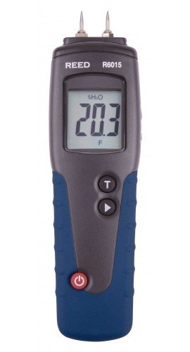 Wood Moisture Detector R6015, Reed Instruments, Moisture Meter, Moisture Detector, Wood Moisture, Wood Moisture Detector