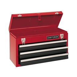 Craftsman® Portable Metal Tool Chest, 3-Drawer