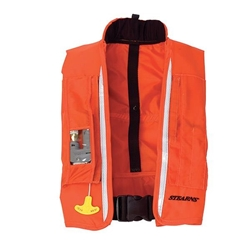 Stearns® Ultra Commercial Automatic/Manual Inflatable Vest