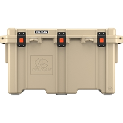 150QTTNP Pelican™ Elite Cooler, 150 qt, Tan, 1/Each