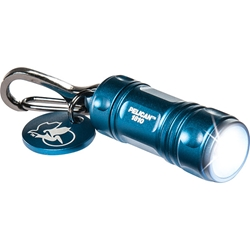 Pelican™ LED (1810) Keychain Light, Blue