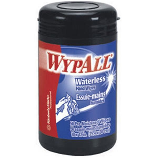 58310KC WypAll* Heavy-Duty Waterless Hand Wipes