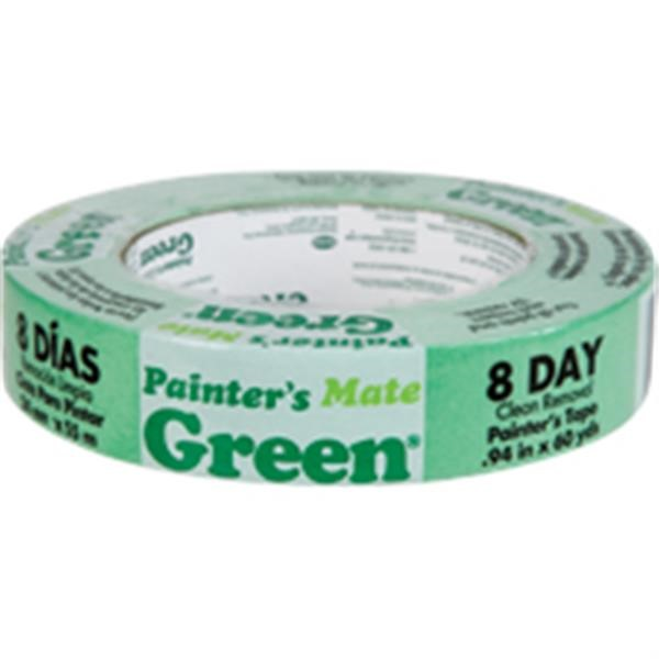 "Duck Brand® Painters Mate Green® Masking Tape, 15/16"" x 60 yd"