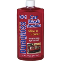 Duragloss? Car Wash Concentrate, 16 oz, 6/Case