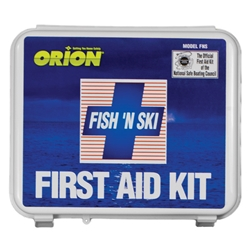 963OS Orion® 74-Piece Fish N Ski First Aid Kit