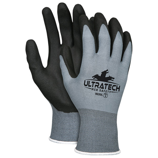 MCR Safety® Ultra Tech® HPT™ Gloves, Large