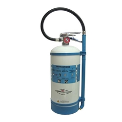 270NMAX Amerex® 1.75 gal Non-Magnetic Water Mist Fire Extinguisher w/ Brass Valve & Wall Hook