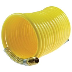 Coiled Air Hose, 25