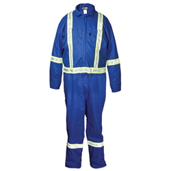 MCR Safety® Max Comfort™ FR Deluxe Coveralls, 40