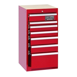Craftsman Industrial® 7000 Series 7 Drawer Side Cabinet
