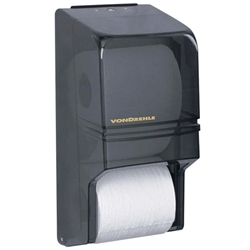 VonDrehle Standard Bath Tissue Dispensers (Dual Roll)