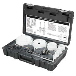 Disston® Blu-Mol® Bi-Metal Industrial 20-Piece Hole Saw Kit