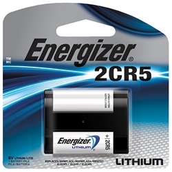 Energizer® 2CR5 Battery